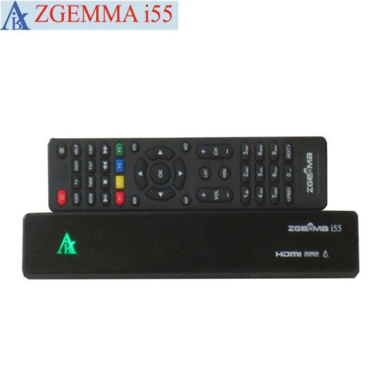 1080P Full HD Original Linux OS Enigma2 USB WiFi Stalker Middleware IPTV Box Zgemma I55 pictures & photos