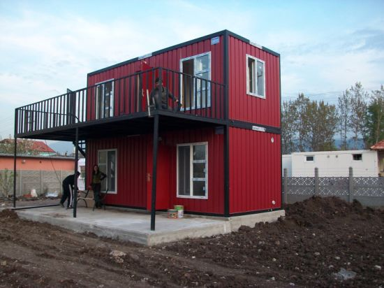 20 Feet 40 Shipping Container House For Living
