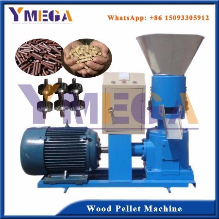 High Quality with Ce Certificate Biomass Pelleting Machine pictures & photos