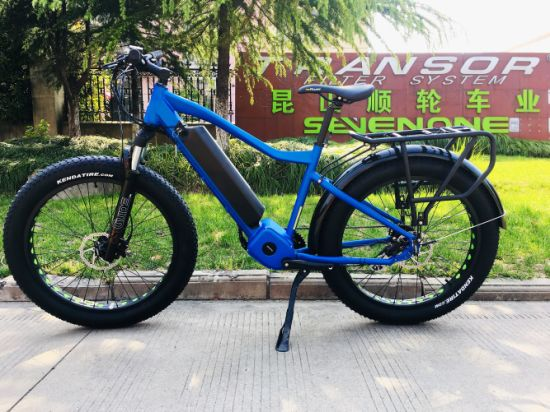 Bafang MID-Motor 48V 1000W Fat E-Bike pictures & photos