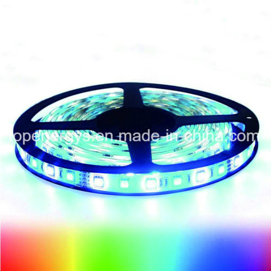 2 in 1 Chip Dual Color CCT Adjustable SMD5050 LED Strip pictures & photos