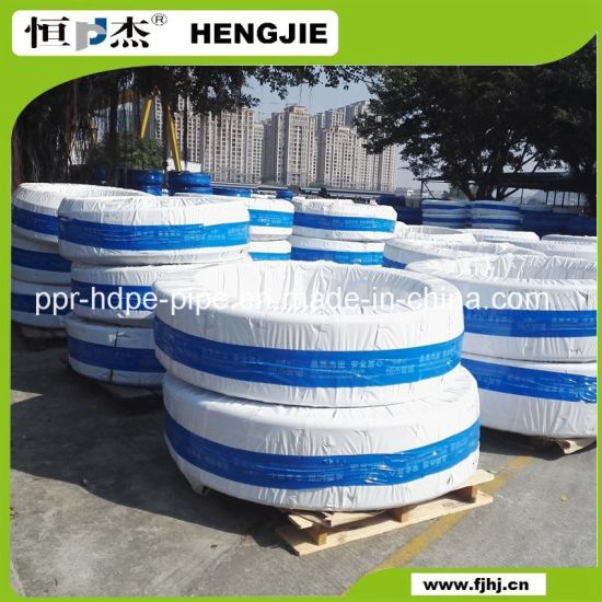 20 25 32 40 50 63mm HDPE Coil Gas Pipe
