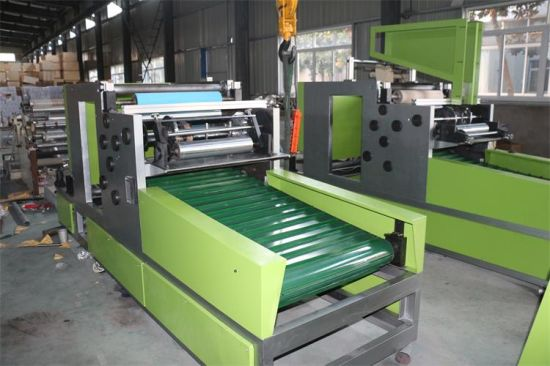 Aluminum Foil Slitting Machine (GS-AF-600) pictures & photos