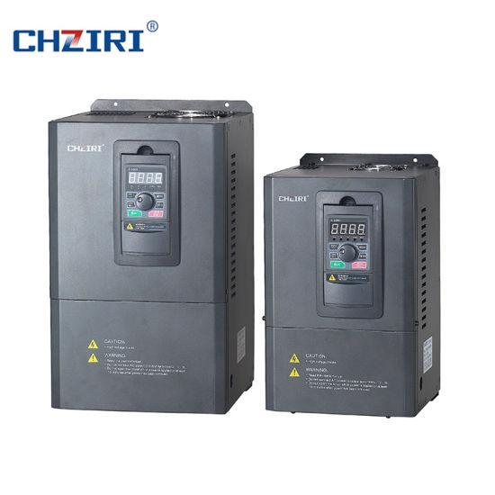 Chziri 18.5kw Frequency Inverter for Blower Application Zvf300-G018/P022t4MD
