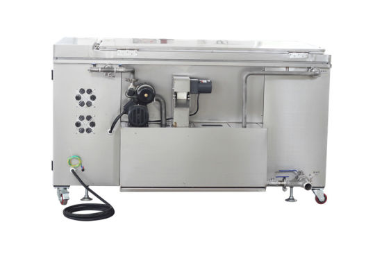 China Tense Ultrasonic Cleaning Machine with Oil Skimmer pictures & photos