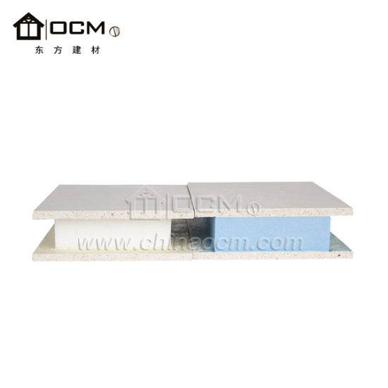 Lightweight MGO Sandwich Panel Portable Buildings