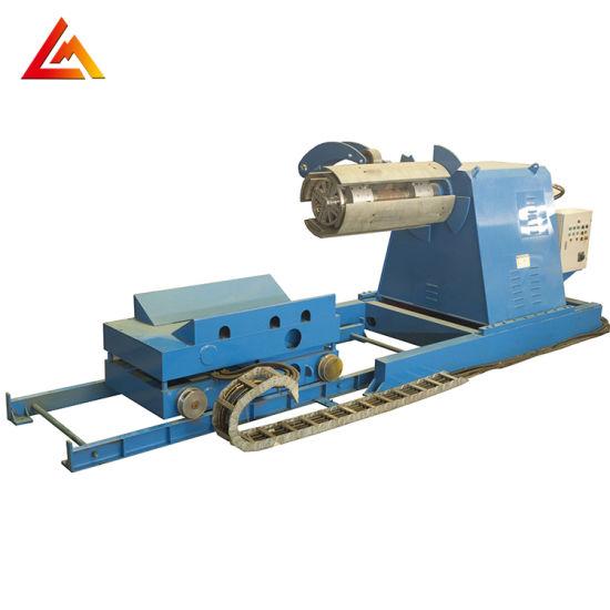 Roll Machine with Customization 10tonx1250mm Hydraulic Un-Coiler