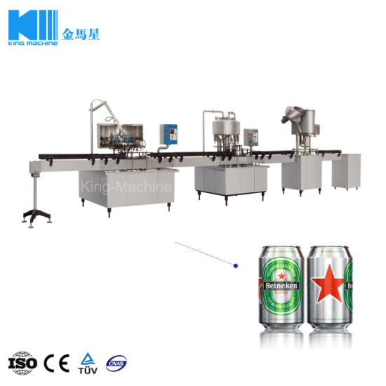 Aluminum Can Production Line for Small Factory Machines