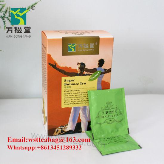 Chinese Best Effective Sugar Balance Tea