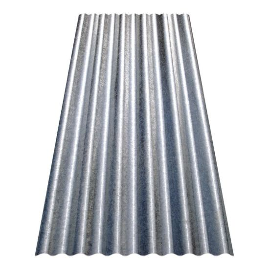 Good Quality Zinc Coated ASTM Galvanized Steel Corrugated Roofing Sheet