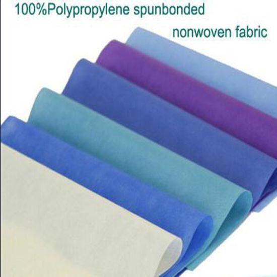 Colorful Non Woven Polypropylene Fabric