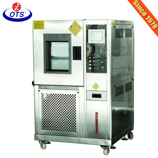 Laboratory Programmable Temperature and Humidity Test Chamber
