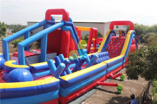 Giant Inflatable 5K Obstacle Course for Adults pictures & photos