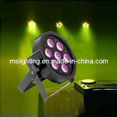 7*10W 4in1 RGBW LED Plat PAR Light