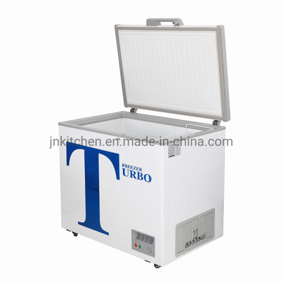 2020 Refrigeration Workbench Ice Cabinet Commercial Horizontal Refrigerator Chest Freezer with Large Capacity