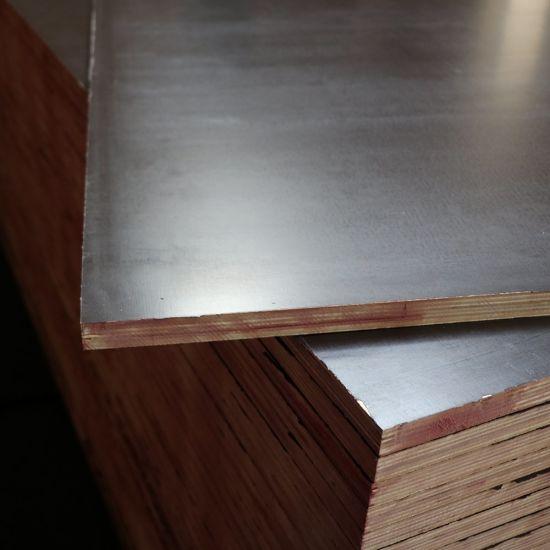 Brown Film Phenolic Glue Combi Core Construction 18mm Marine Plywood
