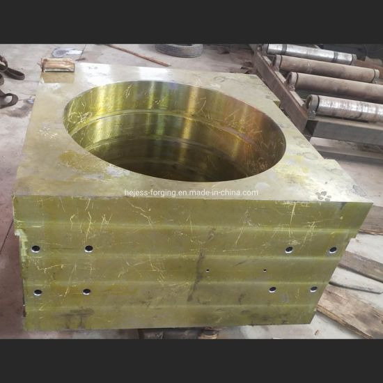CNC Machining of Automobile Parts Carbon Steel Forging Alloy Steel Precision Forgings