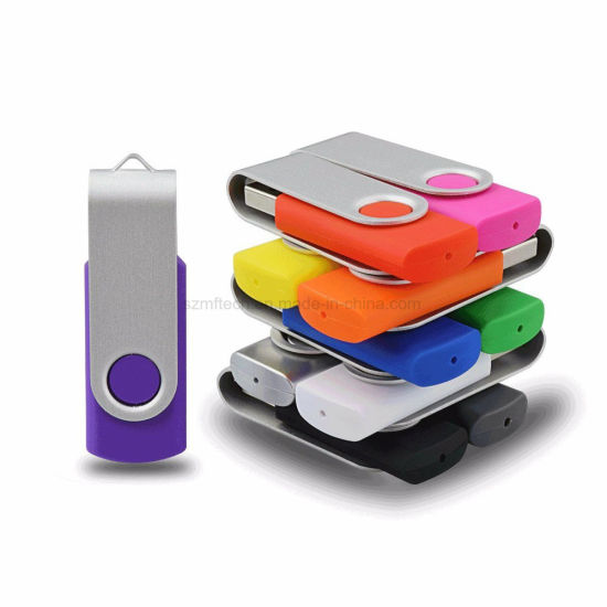 Top Selling 4GB Swivel USB Flash Drive Memory Stick Cheapest pictures & photos