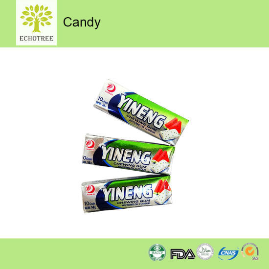 Nice Packing Chewing Gums in Various Flavors Hot-Selling