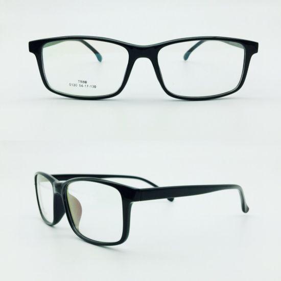 China Stock Popular and Nice Tr90 Optical Frames Glasses - China ...