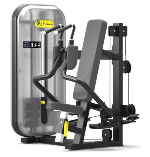 New Series Fitness Gym Equipment OS-6001 Low Pectoral Fly Machine