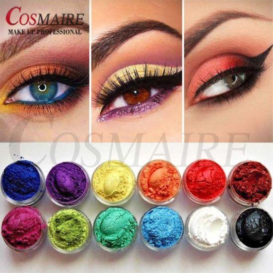 Loose Eyeshadow Pigment Makeup
