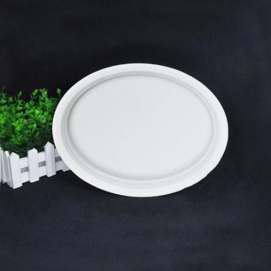 Heavy Duty Dinnerware Sugarcane Eco-Friendly Paper Plate & China Heavy Duty Dinnerware Sugarcane Eco-Friendly Paper Plate ...