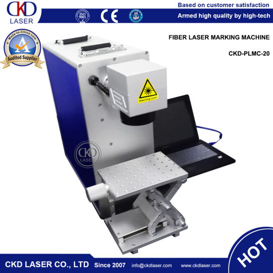 20w memory card making machine fiber laser marking machine - Card Making Machine