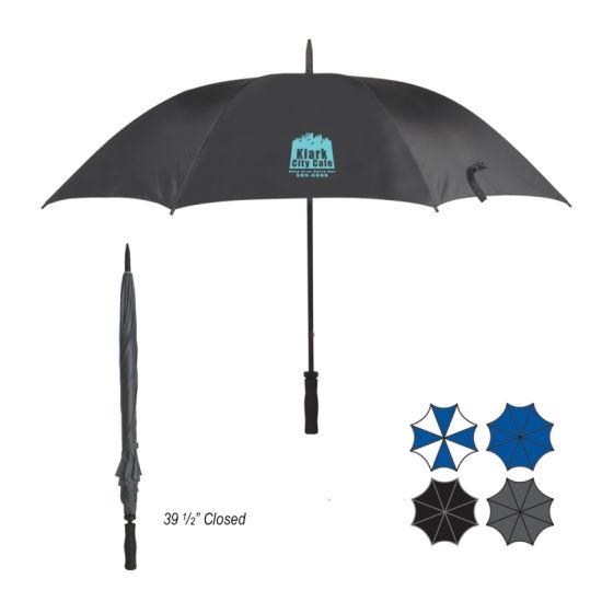 Custom Printed 60 Ultra Light Arc Umbrella