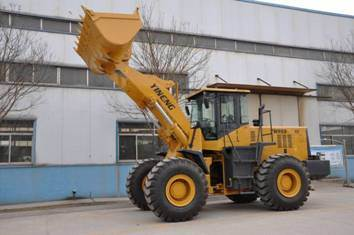 Yineng 5ton Wheel Loader Yn959g pictures & photos