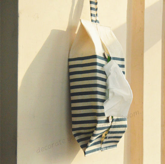 Folded hanging towel Wikihow Simple Striped Folded Paper Towel Storage Bag Hanging Cotton Linen Paper Towel Set Wanvoo Crafts Gifts Co Limited China Simple Striped Folded Paper Towel Storage Bag Hanging Cotton