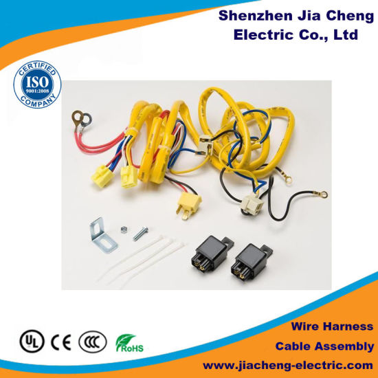 China Univer Circuit Wire Harness Kit Rat Rod Cable embly ... on