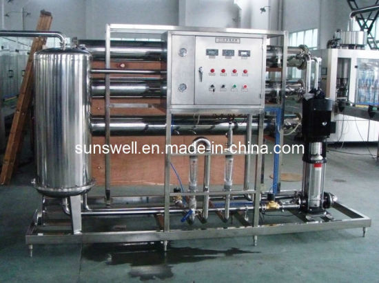 2-Stage RO Water Treatment System (RO-2-1)