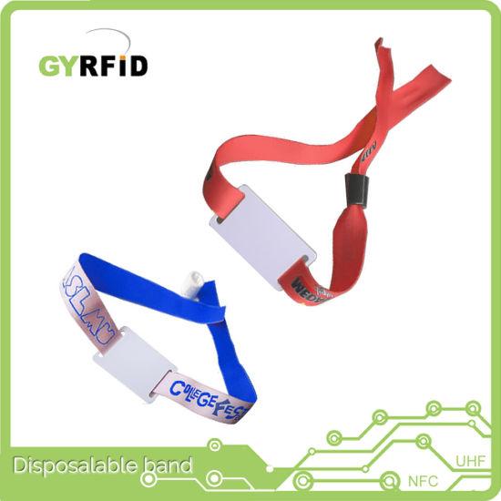 Proximity Wristbands UHF Wristband for Hospital (WRA13)