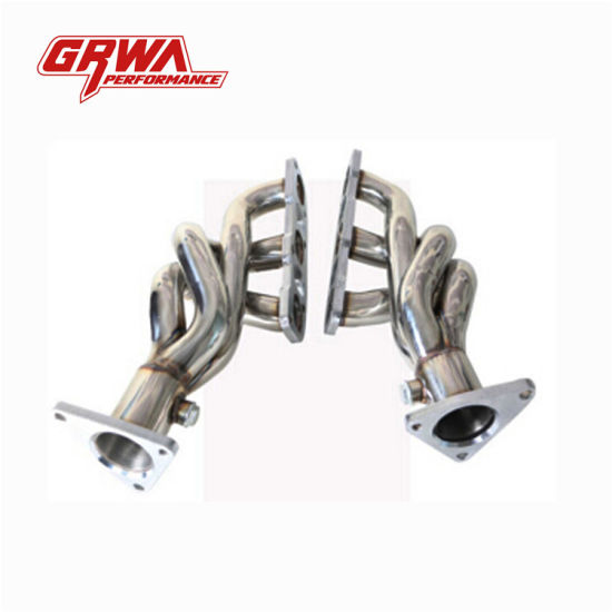 China Hot Sale Auto Parts Long Tube Headers for Nissan 370z