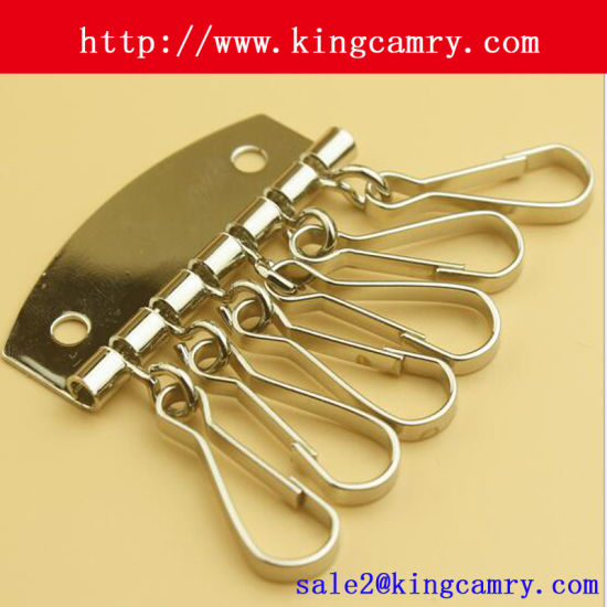 Metal Key Chain Wallet Hook pictures & photos