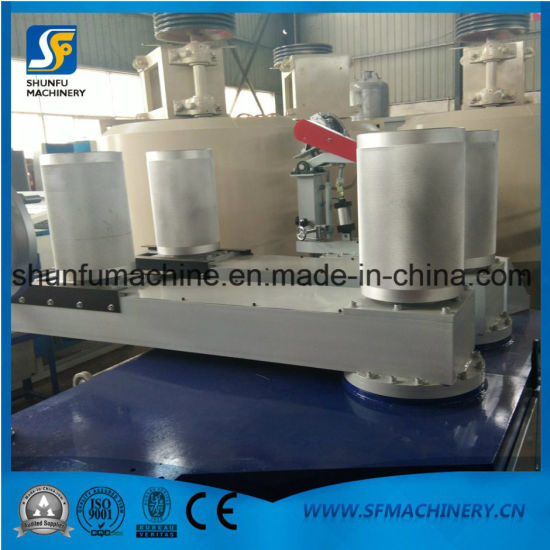 Paper Pen Paper Tube Making Machine with 2 Heads