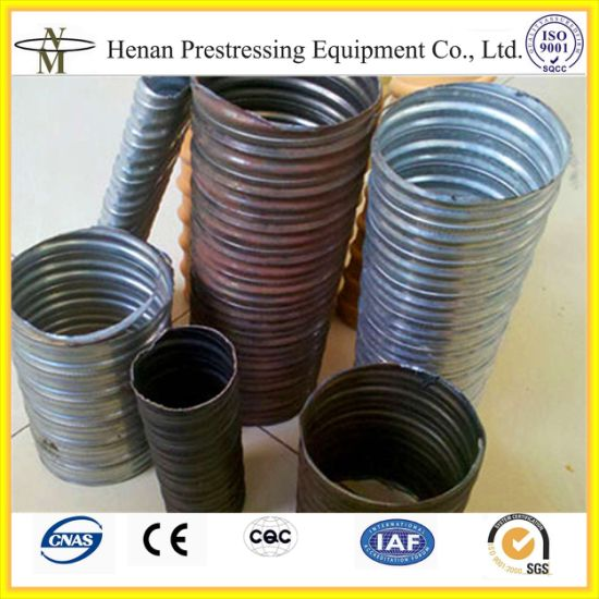Cnm-SD Galvanized Corrugated Pipes for Strand Cable