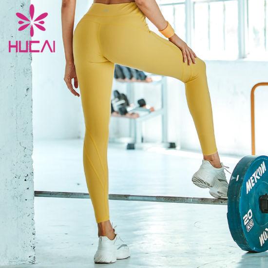 Custom Women Yoga Butt Lift Workout Leggings for Women