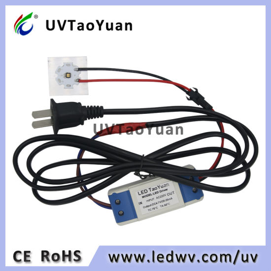 Deep UV LED 275nm Lamp