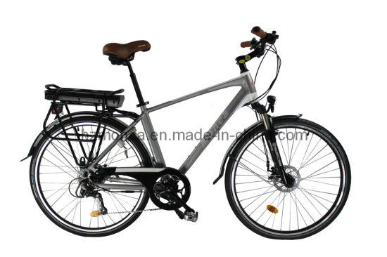 High Quality Construction Electric Bicycle E Bike E-Scooter City Mountain Road Shimano 8fun Motor