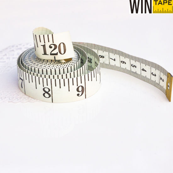 China 120inch Tailors Gift Clothing 3m Measuring Tape