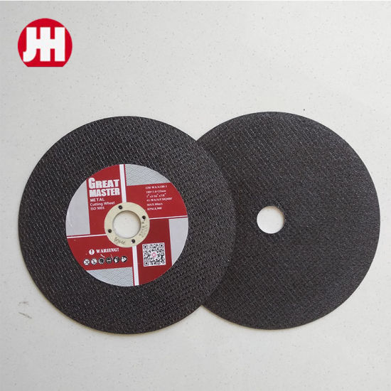 "4""-16"" Hotsale Abrasive Inox Cutting Disc and Grinding Wheel"