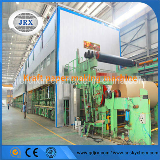 Kraft Paper, Corrugated Paper, Linerboard Paper Making Machine Manufacturer pictures & photos