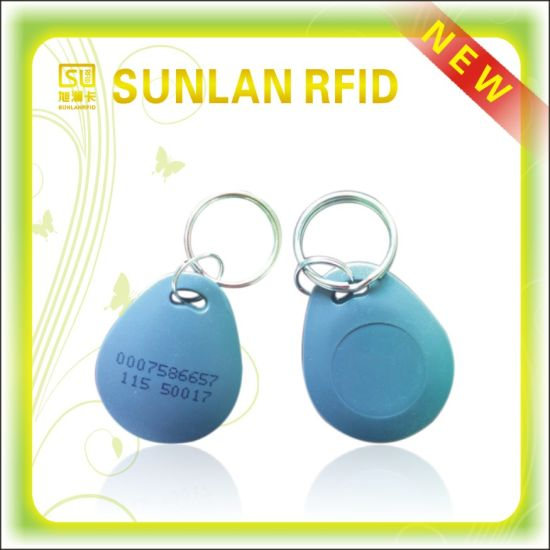 Free Sample RFID Keyfob for Access Control pictures & photos