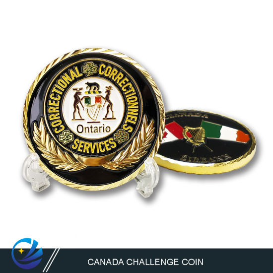 3D Gold Challenge Coin Us Army Military Challenge Coins for Promotional Gift