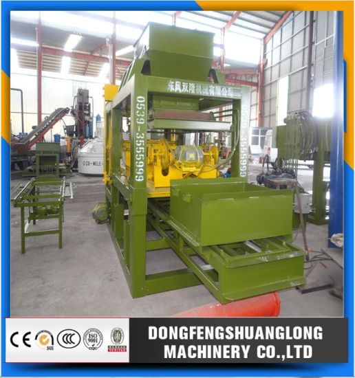 Construction Equipment Block Making Machine pictures & photos