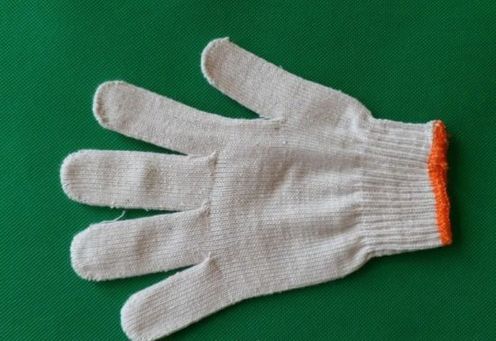 China Factory Made Cheap Price Worker Working Gloves Wholesale