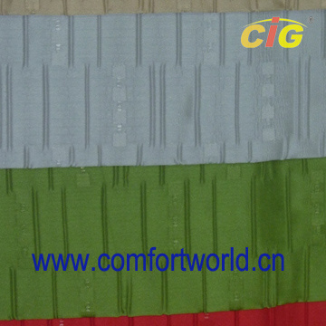 100% Polyester Curtain Fabric Jacquard Upholstery Fabric