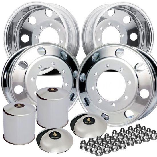 China 17 5x6 75 Aluminum Wheel 22 5x9 00 Truck Trailer Rims China Wheel 17 5x6 75 Wheel 22 5x9 00